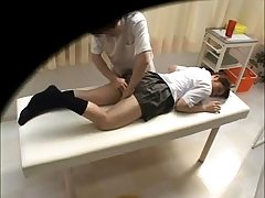 Japanese student in uniform upskirt
