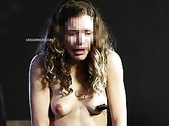 Little slut cannot remain put, she has to be educated