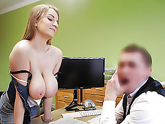LOAN4K. Scorching intercourse in the loan office of Suzie Sun and tricky..